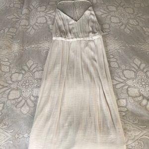 White Dress Size 0